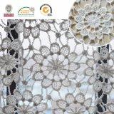 Tissu bon marché de lacet avec la bonne qualité pour le vêtement E20038