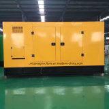 Производитель 10квт Silent/ звуконепроницаемых электрического генератора Cummins Генераторная установка дизельного двигателя