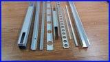 Tube en aluminium de profil de l'extrusion 6005 T5 pour la crémaillère solaire