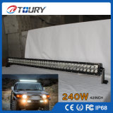 Barra ligera automotora 120With180With240With288With300W campo a través del LED