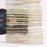 Tela do poliéster da tela das mulheres da fibra química para o vestuário do vestido cheio
