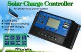 Best-Selling солнечного контроллера заряда 10A 20A 30A 12V/24V