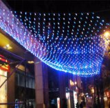 Outdoor LED Decoração IP44 4 * 6m 672LEDs LED Net Light