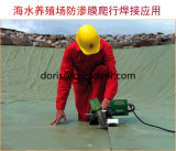 1mm HDPE Geomembrane aan de Vijver van het Meer of de Dekking van de Lijn van de Dam