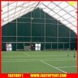 Barraca de 1000 esportes ao ar livre do Badminton dos povos gigante Temperary de 40m x de 60m