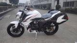 冷却される200cc空気側面ボックスが付いているモーターバイクの重いバイクを競争させる
