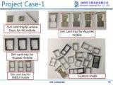 Il hardware strutturale mobile delle parti utilizzato in telefono mobile parte l'industria