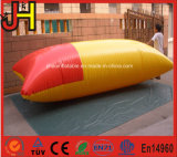 Gota inflable de la catapulta del agua del agua del salto inflable de la gota