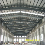 강철 구조물 저가를 가진 Prefabricated 설탕 작업장