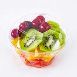 Контейнеры еды диаманта устранимые прозрачные пластичные для фруктового салата