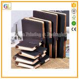 Тетрадь книга в твердой обложке изготовленный на заказ высокого качества роскошная с крышкой кожи PU
