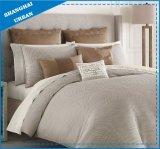 Lujoso hotel de diseño Colección 7pcs el edredón de microfibra juego de ropa de cama