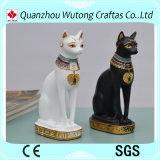 Figurine afortunado antigo por atacado do gato dos produtos de Egipto Feng Shui