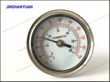 Termometro bimetallico dell'acciaio inossidabile Bt-009/termometro registrabile