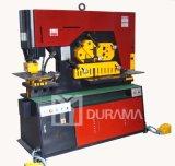 Operaio siderurgico idraulico per il taglio, piegante e dentellante, perforante