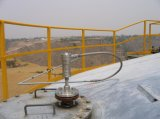 Estación de Gasolina el tanque de combustible Sistema de Control indicador de nivel Magnetostrictive