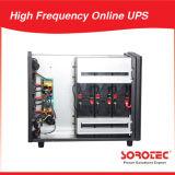 3 단계 순수한 사인 파동 0.9 동력 인자 고주파 온라인 UPS 전력 공급