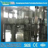 Agua pura PLC de relleno de Simens de la máquina que capsula que se lava 3 in-1