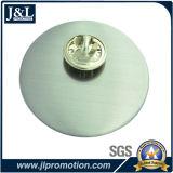Pin en aluminium de revers d'impression de qualité