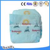 Super macio de algodão das fraldas para bebé descartáveis para a África