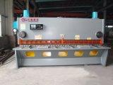 QC11k 유압 금속 단두대 깎는 절단기 Huaxia