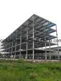 Almacén prefabricado de la estructura de acero del palmo grande del taller