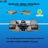 Het androïde GPS van de Auto DVD Systeem van de Navigatie voor Mazda