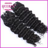 Cabelo indiano do Virgin da onda do corpo do fechamento do laço do cabelo da melhor alta qualidade acessória do cabelo dos pacotes (DW-033b)