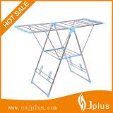Sistema de sequía plegable del estante del almacenaje resistente y compacto, talla superior Jp-Cr110