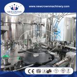 5000cans/H 2 in 1 Aluminium/Huisdier kan Sprankelend het Vullen Machine drinken