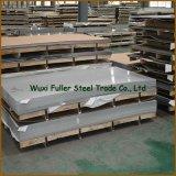 Chapa de aço inoxidável laminada a alta temperatura decorativa da placa SUS304