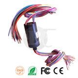 Fios elétricos Od 22mm ou 25mm do anel deslizante 24 da cápsula do competidor