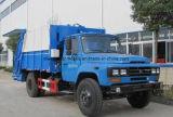 Qualité de 6 roues compacteur d'ordures de 9 T à de 10 T et camion à benne basculante à vendre