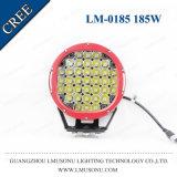 9 인치 세륨 RoHS IP67 LED 모는 빛 185W