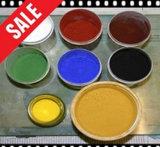 Окись утюга/цена по прейскуранту завода-изготовителя/красная/чернота/желтый цвет/зеленый порошок