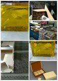 ギフト用の箱か本のタイプ・ボックスの熱い溶解の接着剤
