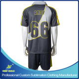 Custom Sublimation Quick Dry Club de football de l'équipe des vêtements confortables