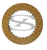 Disque de friction de haute qualité fabricant (XSFD012)