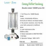 dispositivo de iluminación terminado doble de la horticultura 1000W