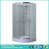 Vidrio esmerilado Sala de ducha simple (LTS-611)