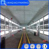 Processus de ligne de revêtement semi-automatique de la conception pour la ligne de production de peinture de la plaque de métal