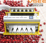 Замыканий красный цвет бобов сортировщика бобов сепаратор продовольственной процесса машины