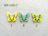 Wood Butterfly Easter Decoration