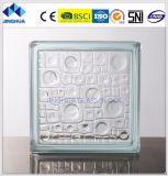 Jinghua de alta calidad de la serie mosaico de ladrillo de vidrio claro/bloque