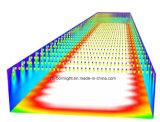 Iluminação elevada do louro do diodo emissor de luz da ginástica da eficiência elevada 30With100With150With200W