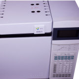 Cromatografia de gás para o álcôol etílico no sangue/instrumento do laboratório/máquina do laboratório