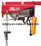 500-1000Malacate eléctrico (kg)
