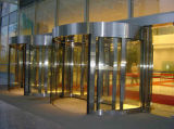 2018 Best Selling Automatic Revolving Door for Commercial Building