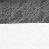 Cuero artificial impermeable de la cubierta de PVC en los muebles (DN-009)