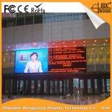Schermo fisso esterno di colore completo LED dell'installazione P8.9 per fare pubblicità
